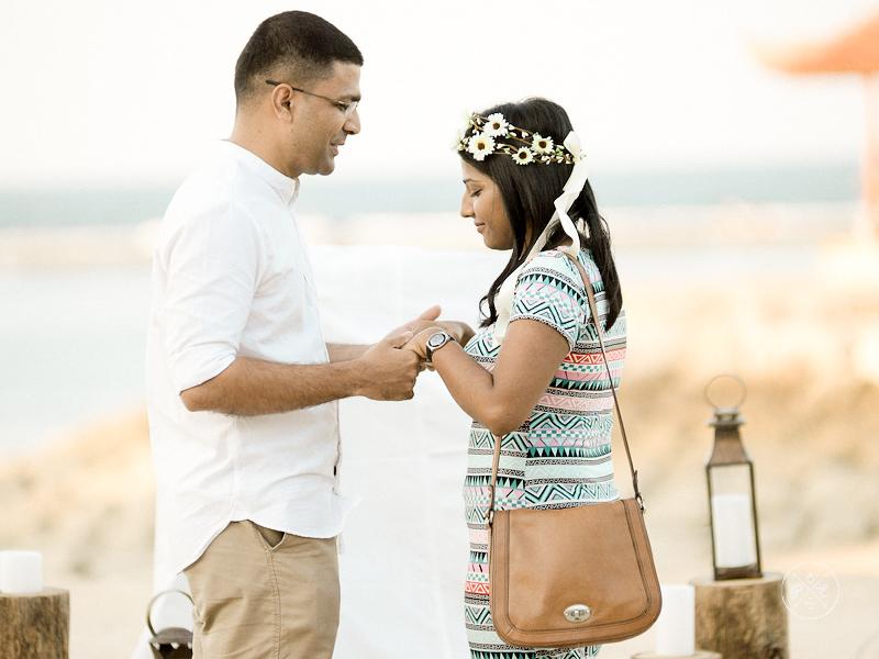 Bali Beach Proposal