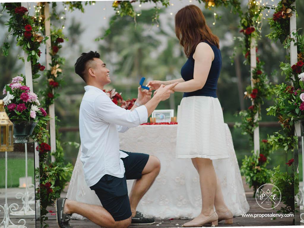 Ubud Bali proposal