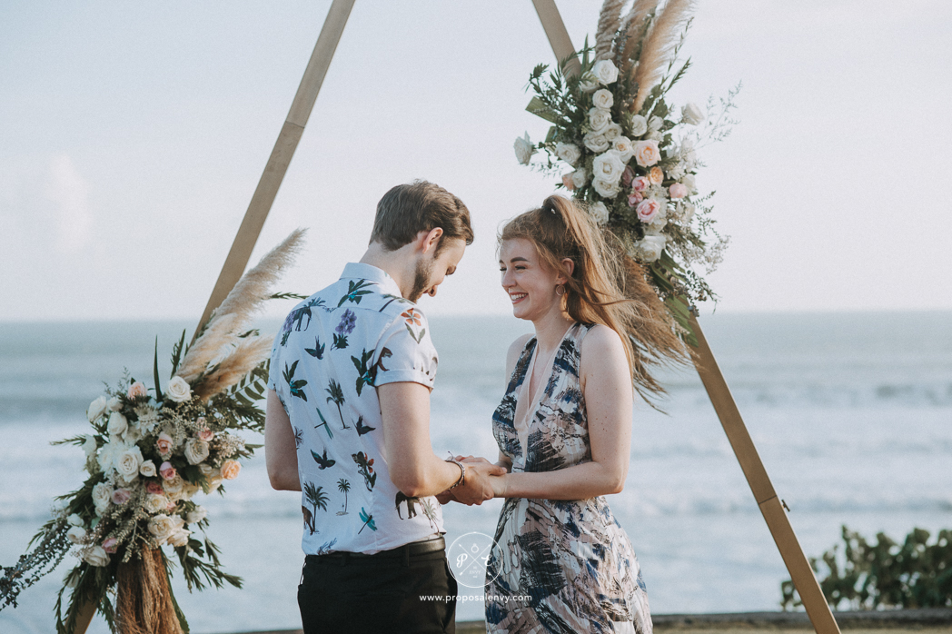 bali proposal idea